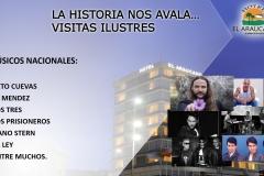 MUSICOS NACIONALES